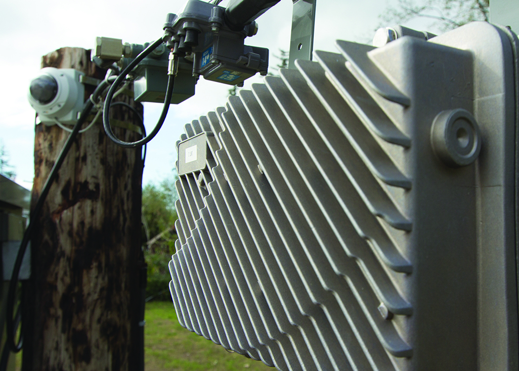 Alpha's new PoE and backhaul device mounts anywhere along HFC network