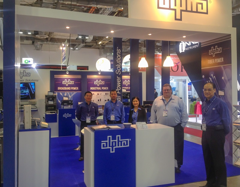 Alpha's global product tour heads to Singapore for CommunicAsia