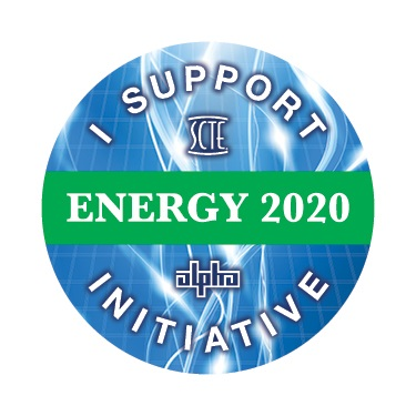 Alpha committed to goals of SCTE's Energy 2020 plan