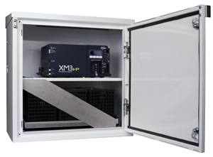 Alpha Features High Security Enclosure for Ultimate Power System Protection