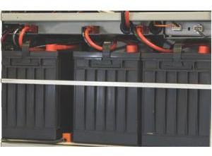 Battery Retaining Bar