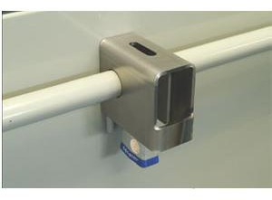 Ground Mount Security Bar