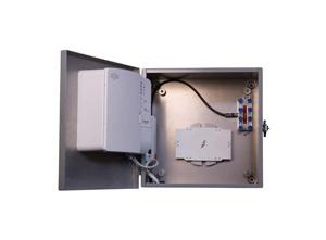 Integrated Fiber Enclosure