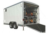 AlphaGen Portable Trailer