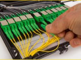 Alpha Ultra High Density Fiber Patch Panel
